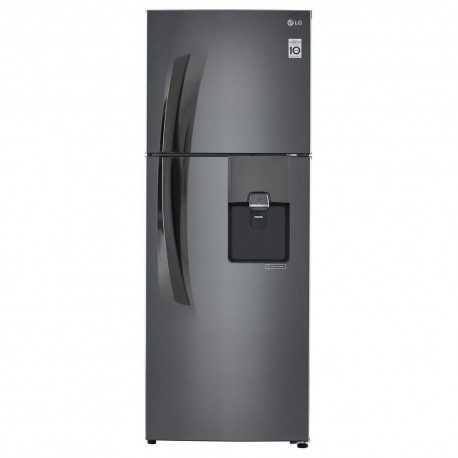 LG Refrigerador 14 pies GT40WGPP Silver - Envío Gratuito