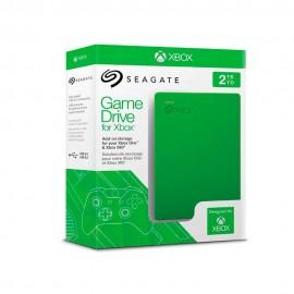 Seagate Disco Duro Externo Game Drive Xbox 2TB - Envío Gratuito