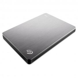 Seagate Disco Duro Slim 1TB Silver - Envío Gratuito