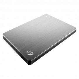Seagate Disco Duro 2TB Slim Silver - Envío Gratuito