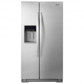 Whirlpool Refrigerador 21 Pies³ WD1006S Gris