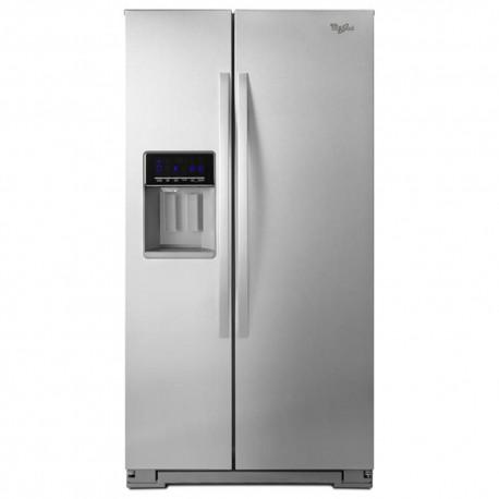 Whirlpool Refrigerador 21 Pies³ WD1006S Gris - Envío Gratuito