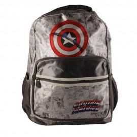 Laptop Backpack Cap America - Envío Gratuito