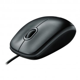 Logitech Mouse M100 Negro - Envío Gratuito