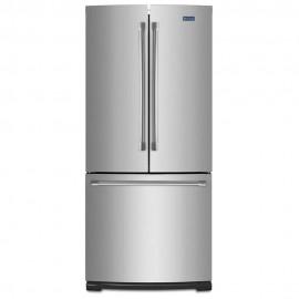 Maytag Refrigerador 19 Pies Gris