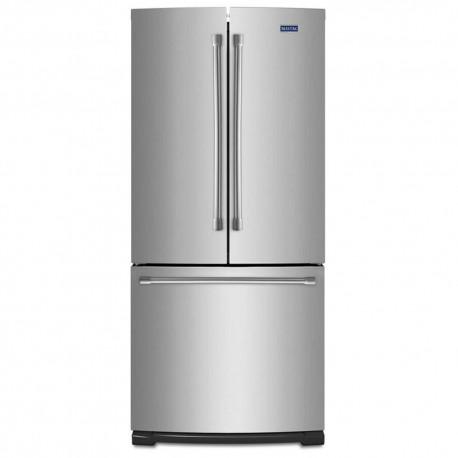 Maytag Refrigerador 19 Pies Gris - Envío Gratuito