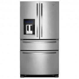 Whirlpool Refrigerador 25 Pies³ WRX735SDBM Acero Inoxidable
