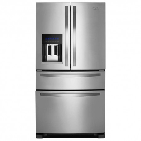 Whirlpool Refrigerador 25 Pies³ WRX735SDBM Acero Inoxidable - Envío Gratuito