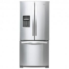 Whirlpool Refrigerador 20 Pies³ MWRF220SEEM Plata