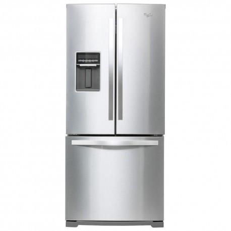 Whirlpool Refrigerador 20 Pies³ MWRF220SEEM Plata - Envío Gratuito