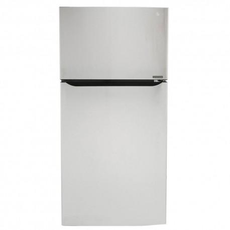 LG refrigerador 24 Pies³ GT66BPS Plata - Envío Gratuito