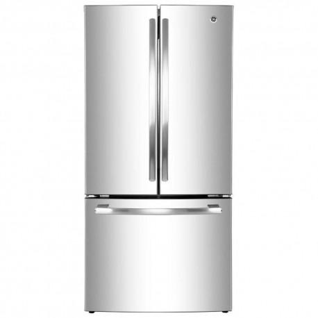 GE Profile Refrigerador 25 pies Multi Air flow System PNM25FSKCSS25P Acero - Envío Gratuito