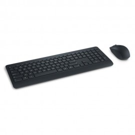 Microsoft Teclado Mouse Inalámbrico 900 USB 6440HDN - Envío Gratuito