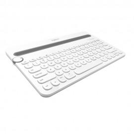 Logitech Teclado Multidispositivo K480 Blanco - Envío Gratuito