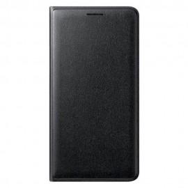 Samsung J1 Mini (2016) Flip Wallet Negro - Envío Gratuito