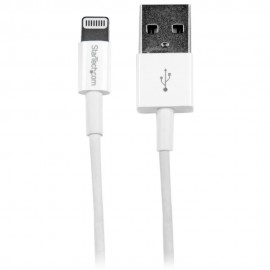 StarTech Cable USB a Apple Lightning 8 Pines para iPod Pad iPhone