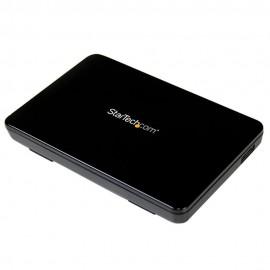 """StarTech Carcasa USB 3.0 de Disco Duro HDD SATA III de 2.5"""" - Envío Gratuito"""