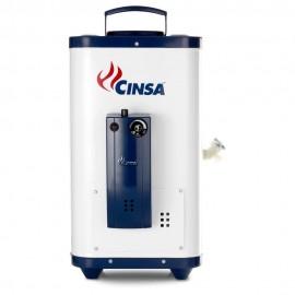 Cinsa Calentador de paso Gas LP 6L CDP 06 - Envío Gratuito