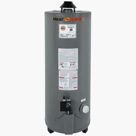 Heatwave Calentador de Depósito Gas LP 76 L - Envío Gratuito
