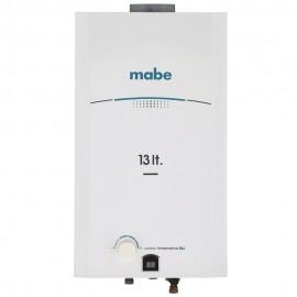 Mabe Boiler CMP130TNBN 13 Litros Blanco - Envío Gratuito