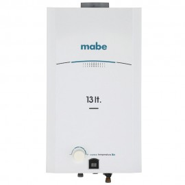 Mabe Boiler CMP130TNBL 13 Litros Blanco - Envío Gratuito