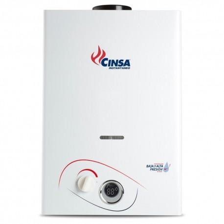 Cinsa Calentador instantáneo Gas LP 6L CIN 06 B - Envío Gratuito