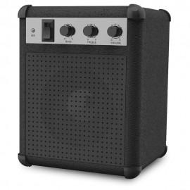 Mini Amplificador Portátil Vibe Negro