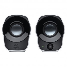 Bocinas Logitech Stereo Z1202.0 Negro - 914009R - Envío Gratuito