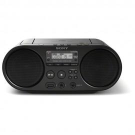 Sony Radiograbadora ZS PS50  Negra - Envío Gratuito