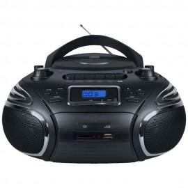 HKPRO Radiograbadora B5109  Negra - Envío Gratuito