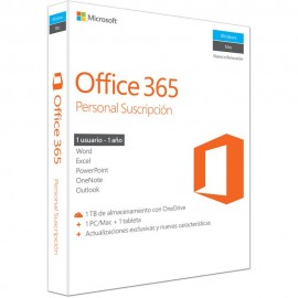 Microsoft Office 365 Personal - Envío Gratuito