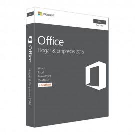 Office 2016 Mac Hogar y Estudiantes 6440IIF - Envío Gratuito