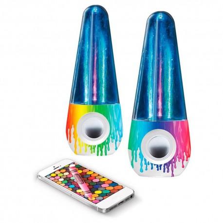 Crayola Mini Bocina Bluetooth - Envío Gratuito
