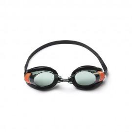 Goggles Bestway 7 a 14 Años Negro con Naranja - Envío Gratuito