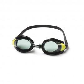 Goggles Bestway 7 a 14 Años Negro con Amarillo - Envío Gratuito