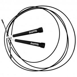Bodyfit Cuerda Crossfit Negro - Envío Gratuito