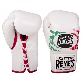 Guantes Profesionales Cleto Reyes Tricolor 10 oz