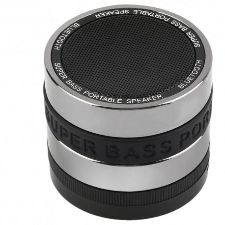 Vibe Bocina LED Box Negro - Envío Gratuito
