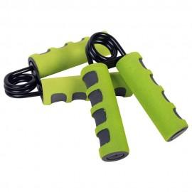 Bodyfit Ejercitadores para Mano y Antebrazos   Verde