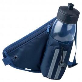 Bodyfit Cangurera para Botella Azul