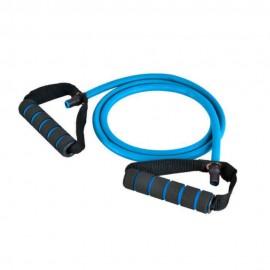 Bodyfit Liga de Resistencia Mediana   Azul - Envío Gratuito