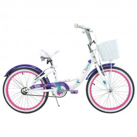 Turbo Bicicleta Element R20 Blanco