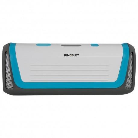 Bocina Bluetooth Kingsley KSLS362 - Envío Gratuito