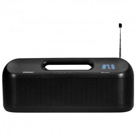 Bocina Bluetooth Kingsley KSLS361 - Envío Gratuito